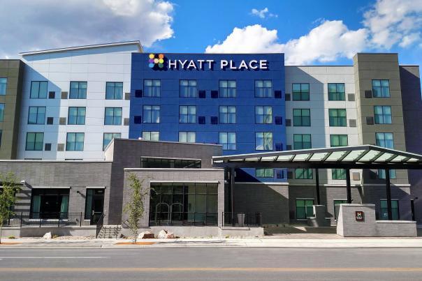 Hyatt Place Provo Exterior
