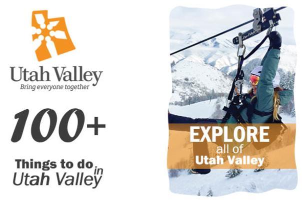 100+ Things to do in Utah Valley