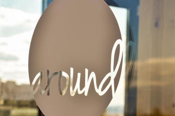 Around Eatery Logo
