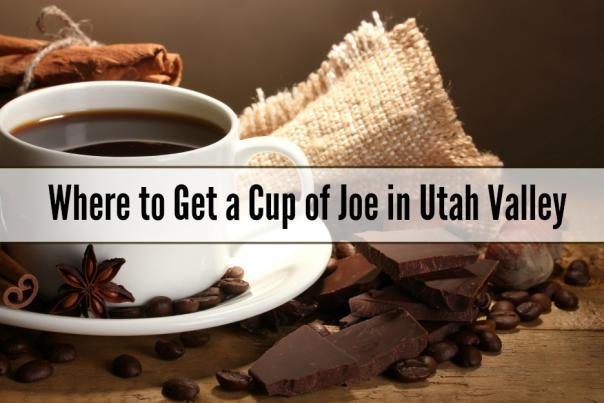 Coffee in Utah Valley