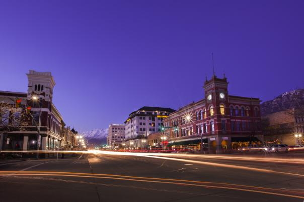 Historic Downtown Provo