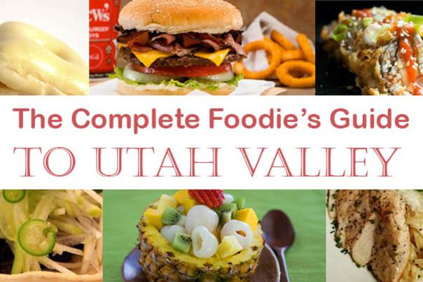 The Ultimate Foodie's Guide to Utah Valley