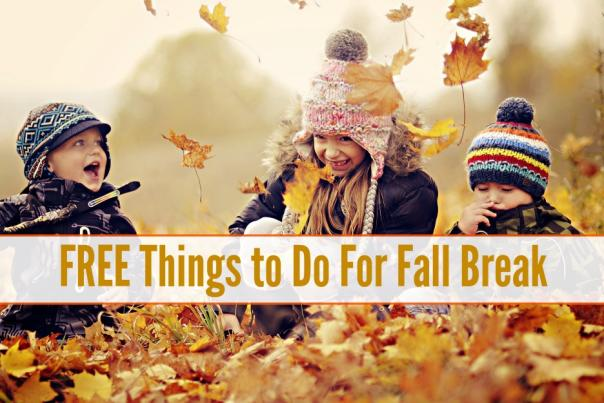 Free Things for Fall Break