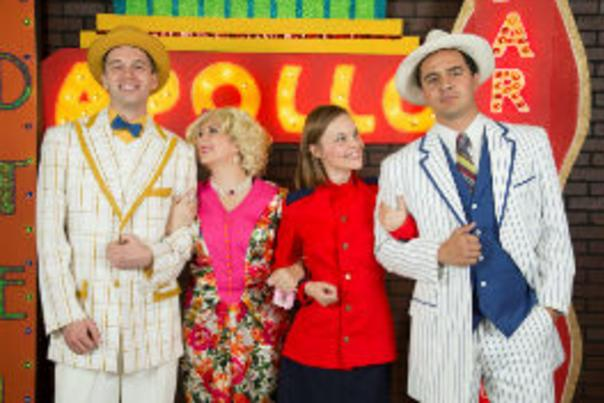 SCERA Theatre's production of Guys and Dolls
