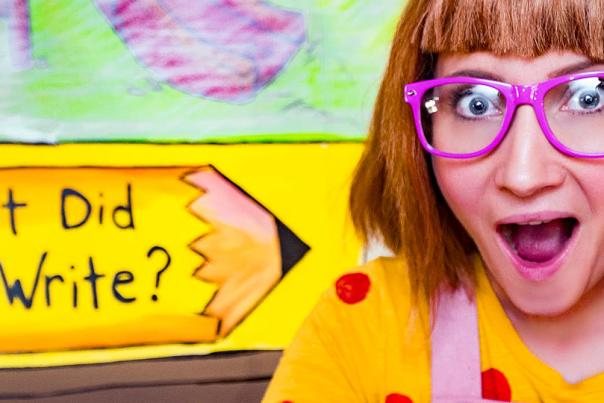 Junie B Jones at the SCERA