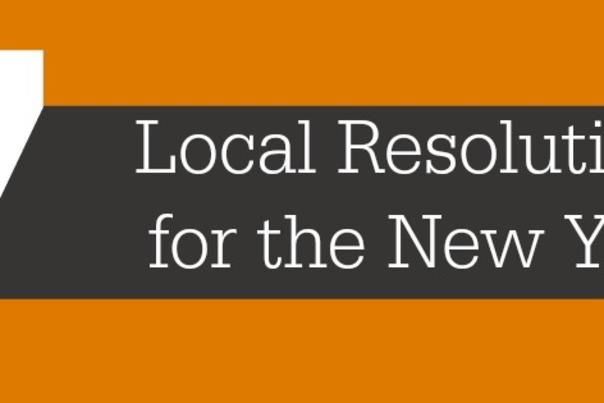 Local Resolutions
