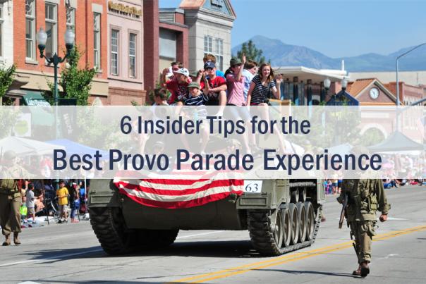Provo Parade