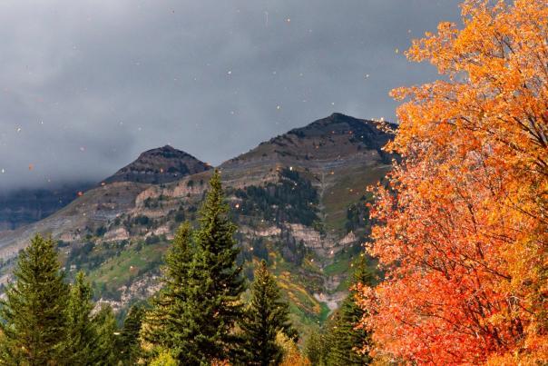 Sundance Mountain Resort Falltime
