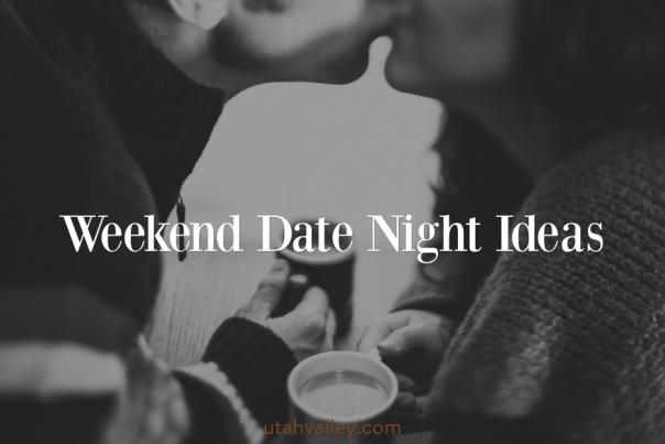 Weekend Date Ideas