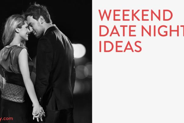Weekend Datenight Ideas BW
