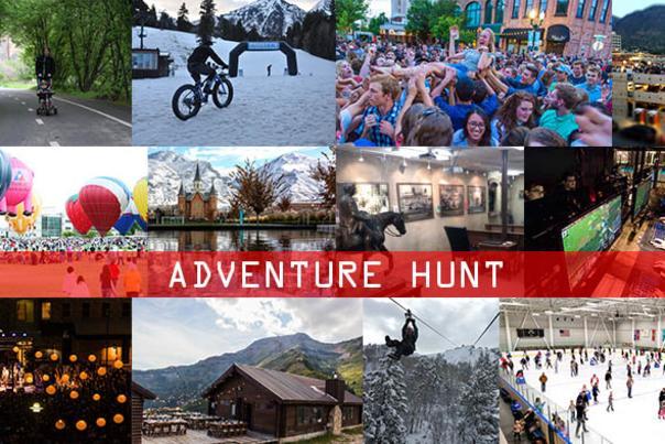 Adventure Hunt Provo