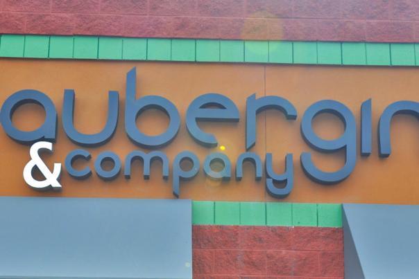 Aubergine & Company Building Logo