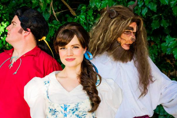 Beauty and the Beast at SCERA Shell Outdoor Theater