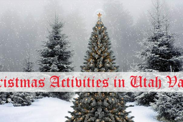6 Can't-Miss Christmas Activities in Utah Valley