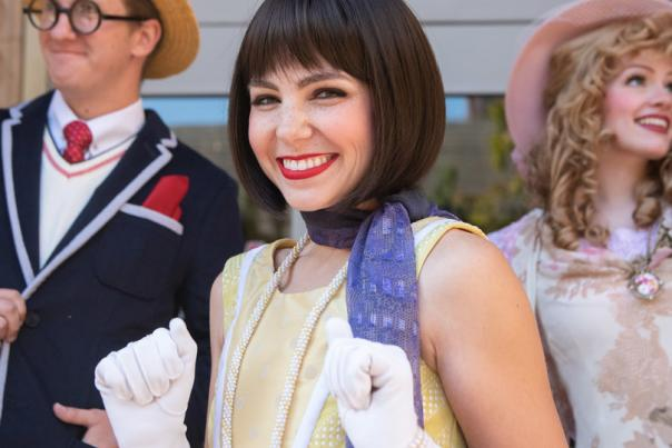 Thoroughly Modern Millie at Hale Center Theater Orem