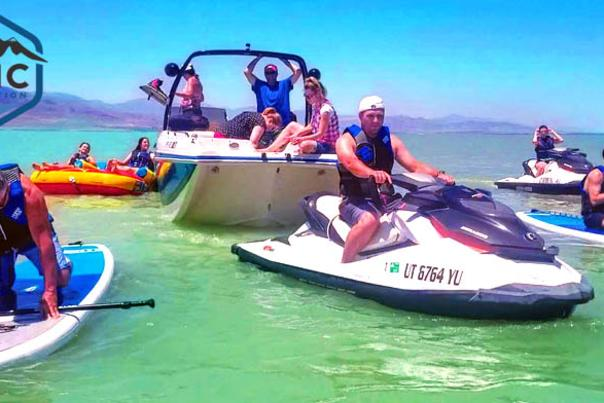 Epic Recreation Utah Lake Watercraft