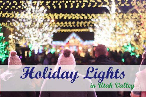 Holiday Lights Cover Photo