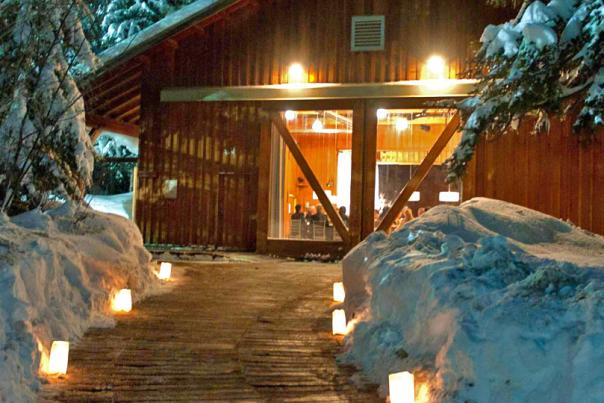 Holiday Party Venues - Sundance Mountain Resort