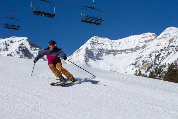 Sundance Skier