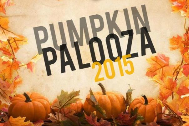 Pumpkin Palooza 2015