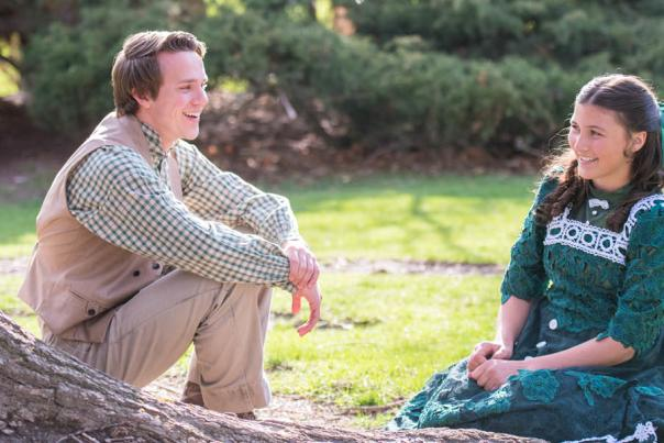 Tuck Everlasting at Hale Center Theater Orem