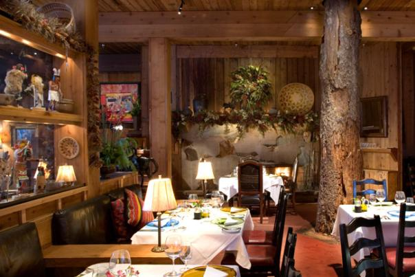 Tree Room Restaurant at Sundance Mountain Resort