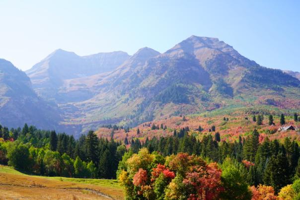 Sundance Mountain Resort Fall Time