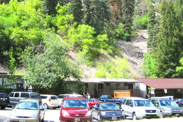 Timpanogos Cave Visitor Center