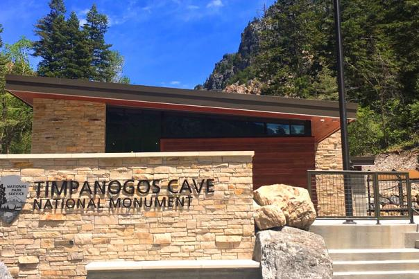 New Timpanogos Cave Visitors Center