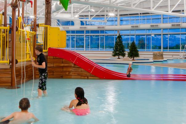 Water Parks in Utah Valley (Provo Rec Center)