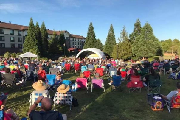 Columbia Tech Center Concerts