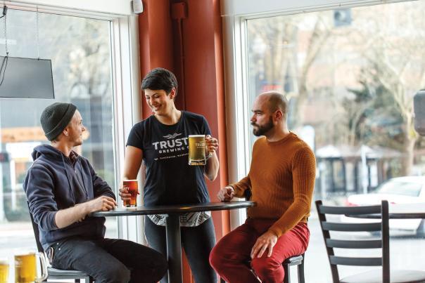 Trusty Brewing