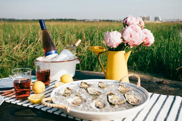 Iconic Virginia Beach Lynnhaven Oysters