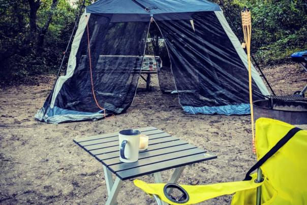 First Landing State Park Camping