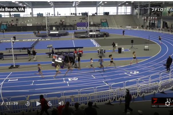 U20 Track event 1 18 2021