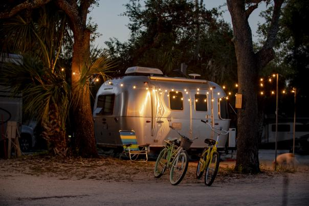 There's no better place than Florida for year-round camping.