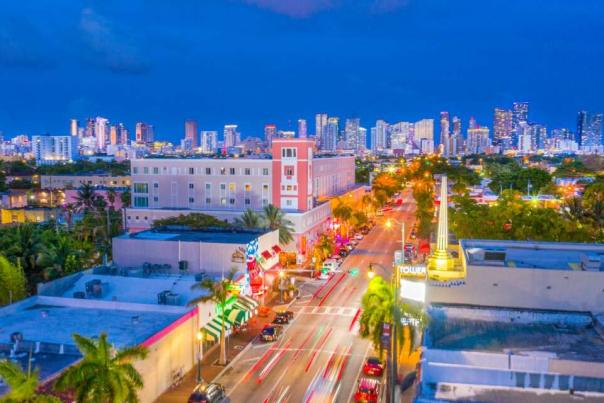 If you want to experience the Magic City's syncopated heart then follow the aroma of fresh-brewed café Cubano and the rhythms of pachanga to Little Havana.