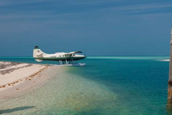 Escape to a tropical paradise with Key West Seaplane Adventures.