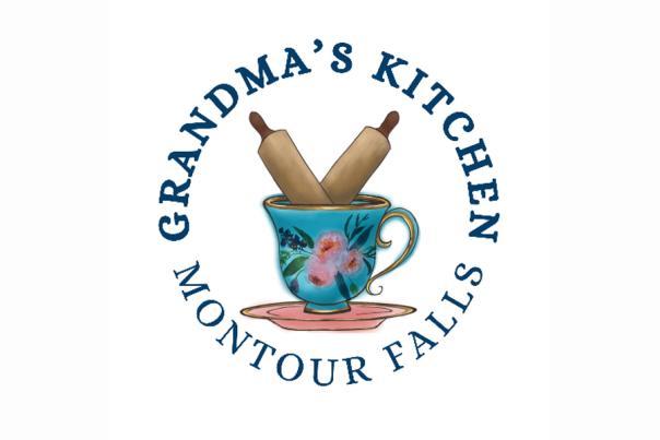grandma's kitchen logo