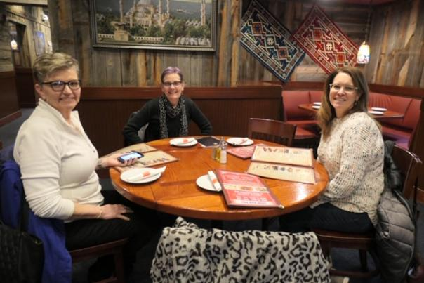 Almadina Mediterranean Restaurant Dining Divas 2020