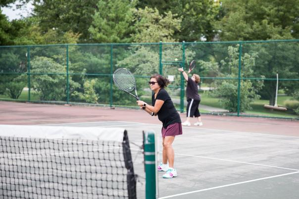 Tennis at Armstrong Park
