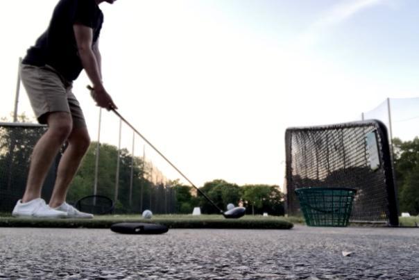 Golfing in Lafayette-West Lafayette