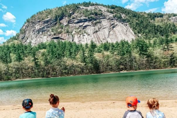 Echo Lake-North Conway