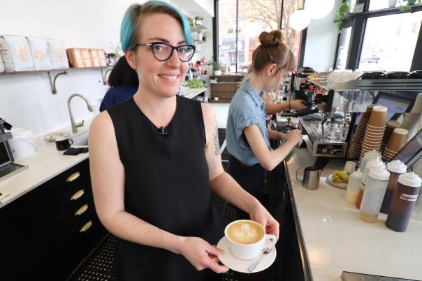Sarah Leslie_Visit Wichita