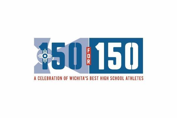 150 for 150 logo