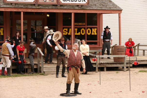 Two Day Itinerary Day One AM Activity Old Cowtown Museum