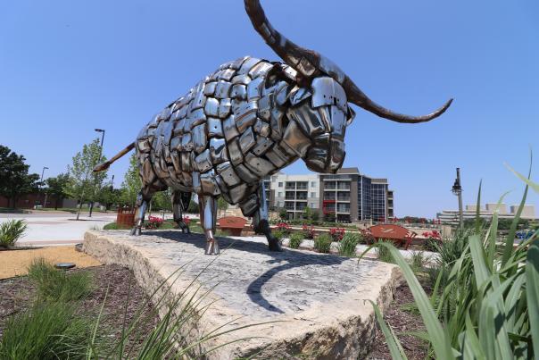 Bumper Bull on Douglas Avenue