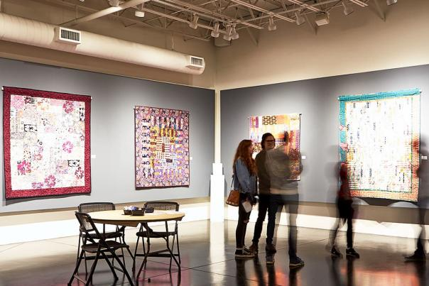 First Friday Wichita Art Gallery Crawl