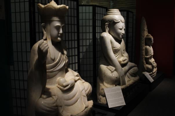 Buddhist Art at Museum of World Treasures