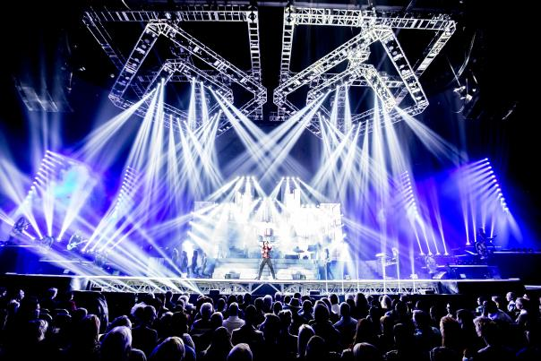 Trans Siberian Orchestra at INTRUST Bank Arena